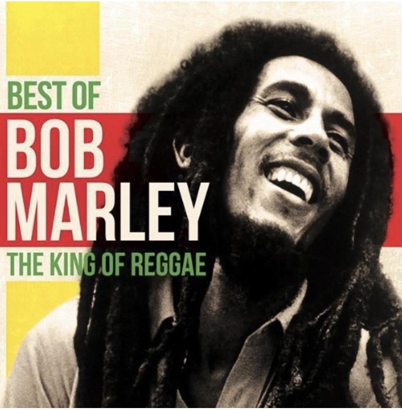 5 CD de Best Of Bob Marley - The King of Reggae