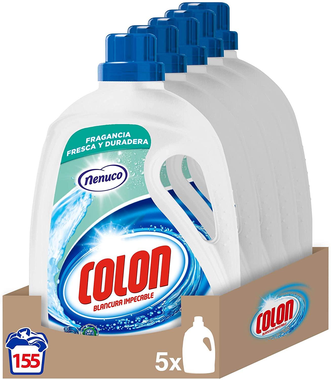 Detergente Colon Nenuco 155 dosis solo 16.1€