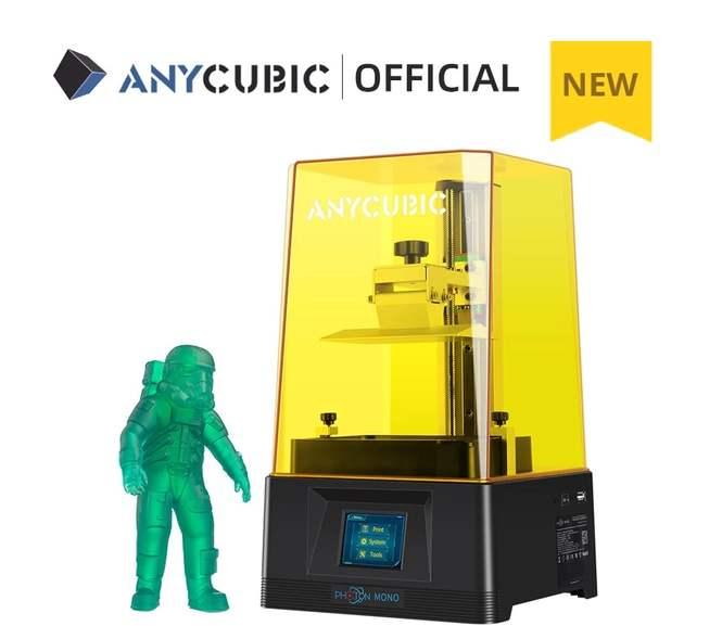 Impresora 3D ANYCUBIC Photon Mono Resina [DESDE ESPAÑA]