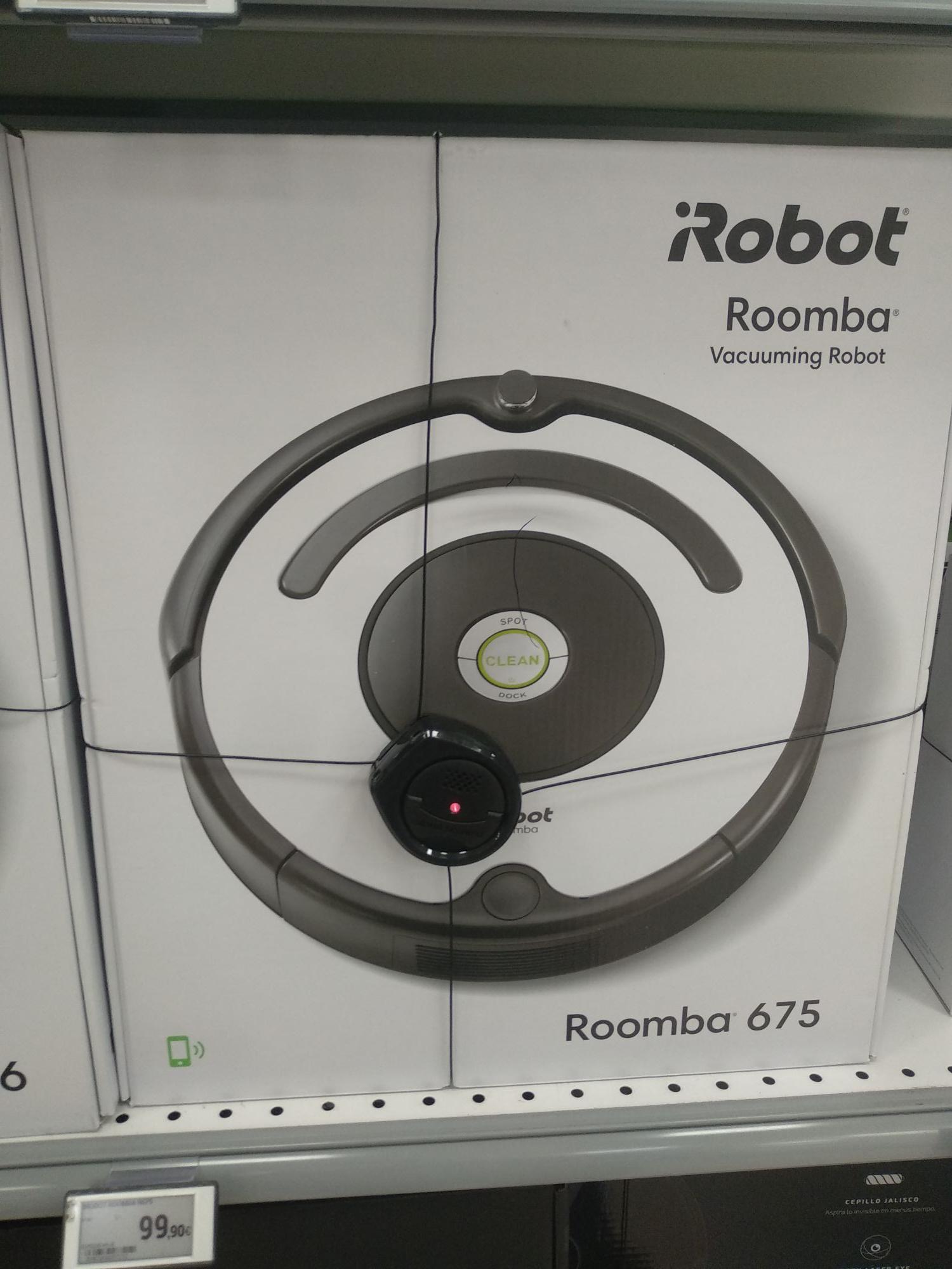 Roomba 675. Carrefour Son Cotoner