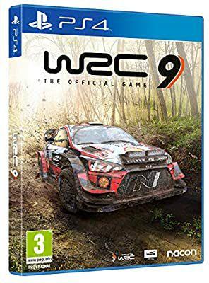 WRC 9 (PS4)