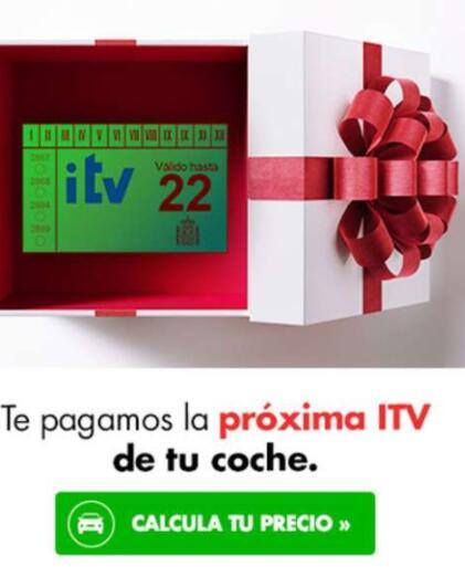 LINEA DIRECTA PAGA LAS ITV EN EL MES DE MARZO