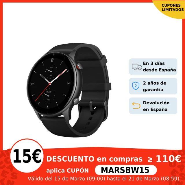 Amazfit GTR 2e Smartwatch y GTS 2e