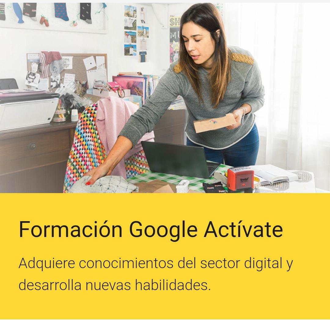 38 Cursos de Google gratis y con certificación