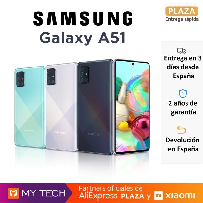 Samsung Galaxy A51 4GB/128GB solo 190,4€