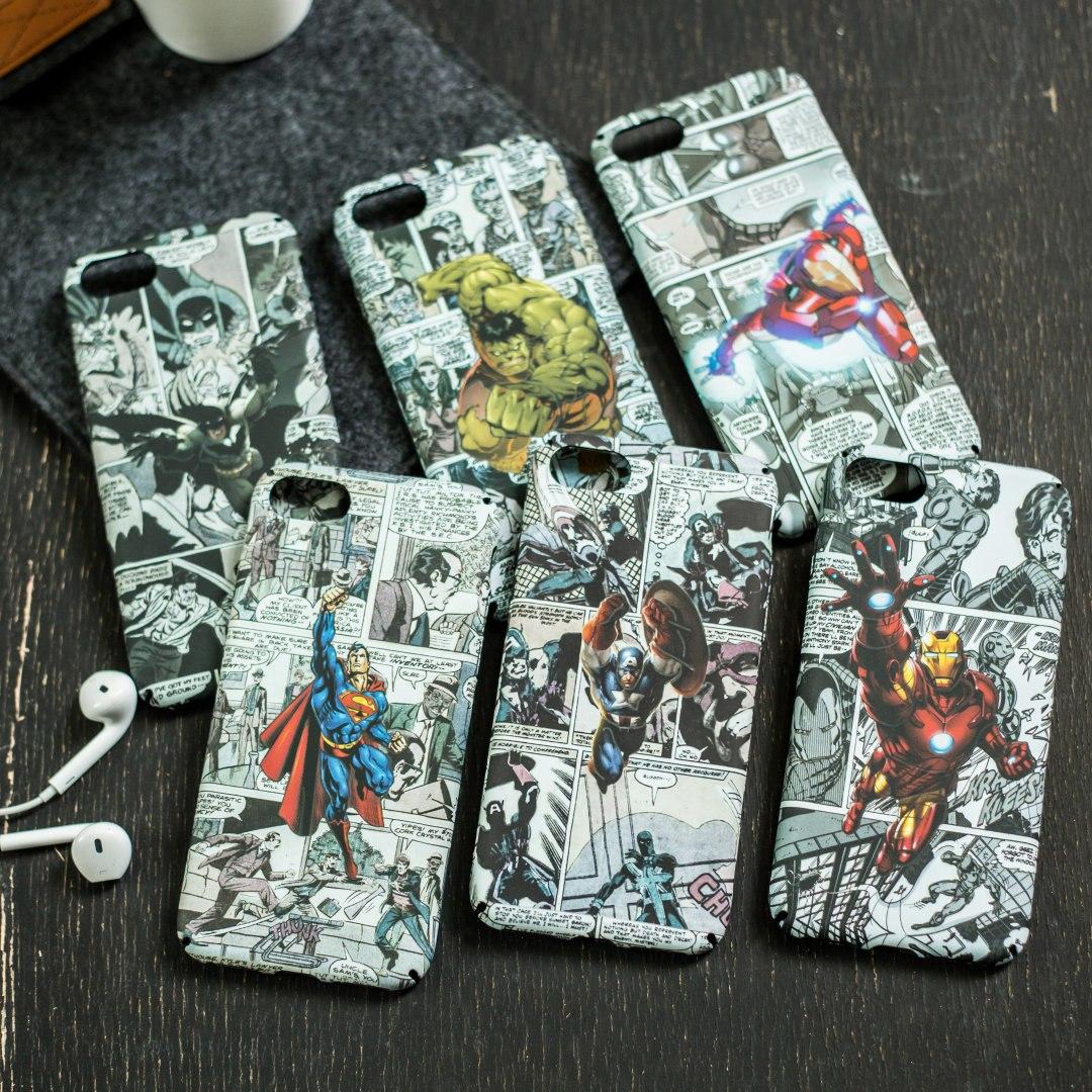 Fundas de superhéroes Marvel y DC desde 2,63€ para los últimos modelos de iPhone