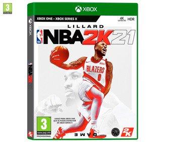 NBA 2K21 (AlCampo Mataró)