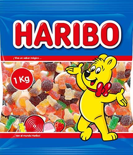 Chuches Haribo pica 1kg por 3,25€ // Caramelos de goma por 3,21€