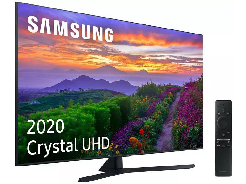 "TV LED 65"" - Samsung 65TU8505, Procesador Crystal UHD 4K, Dual LED, HDR10+, One Remote Control, Ambient Mode"