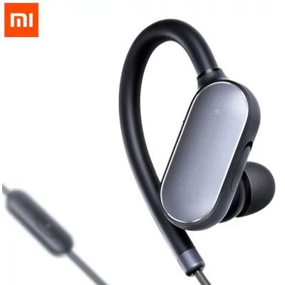 Xiaomi Wireless Bluetooth 4.1 Music Sport Earbuds  -  BLACK 201846501