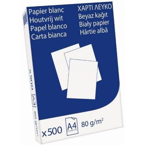Carrefour: 2 paquetes de 500 hojas blancas por 4.16€