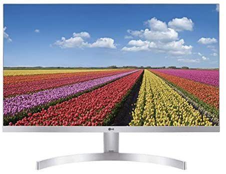 "Monitor Full HD LG 27MK600M-W de 27"" | IPS | 75 Hz por 139 €"