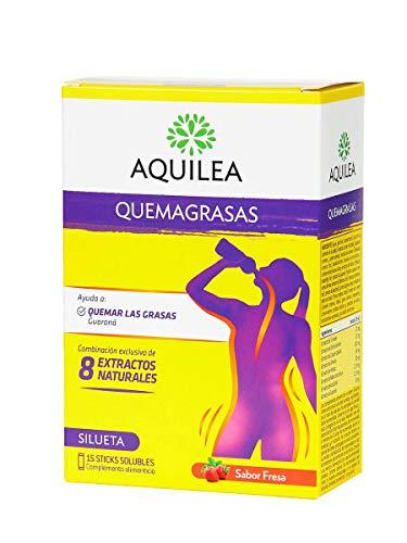 Quemagrasas Aquilea fresa 15 sticks