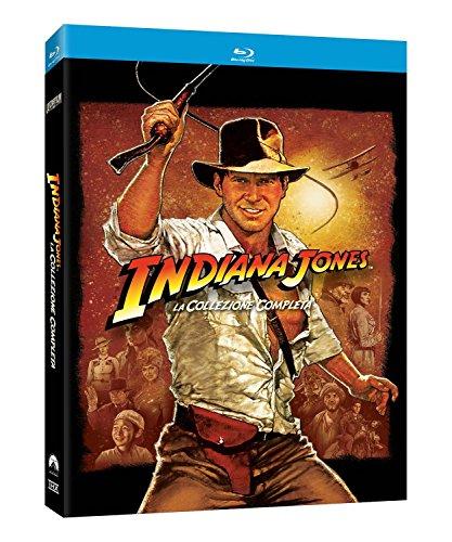 Colección Indiana Jones (bluray)