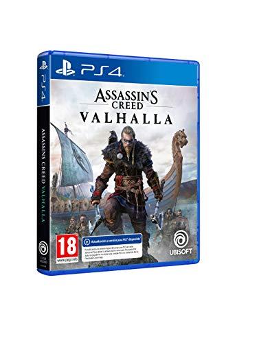Assassin's Creed Valhalla (PS4, actualización gratis para PS5)