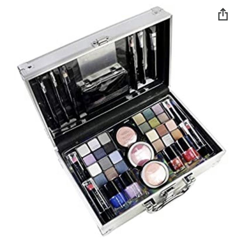 Maletín maquillaje, 43 piezas
