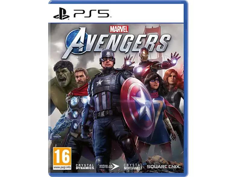 Marvel Avenger's para PS5
