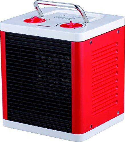 Calefactor cerámico de diseño vanguardista, potencia 1500W