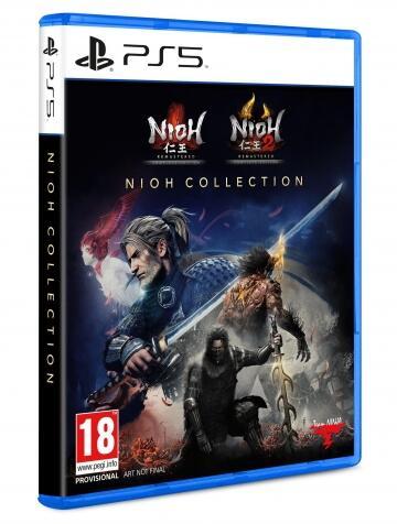 Nioh Collection para PS5