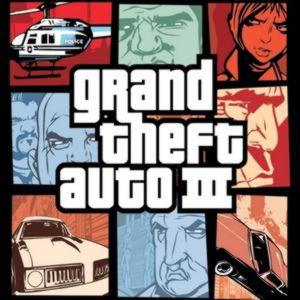 Grand Theft Auto III [STEAM]