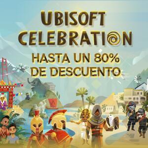 STEAM Oficial - Ubisoft Celebration -80%