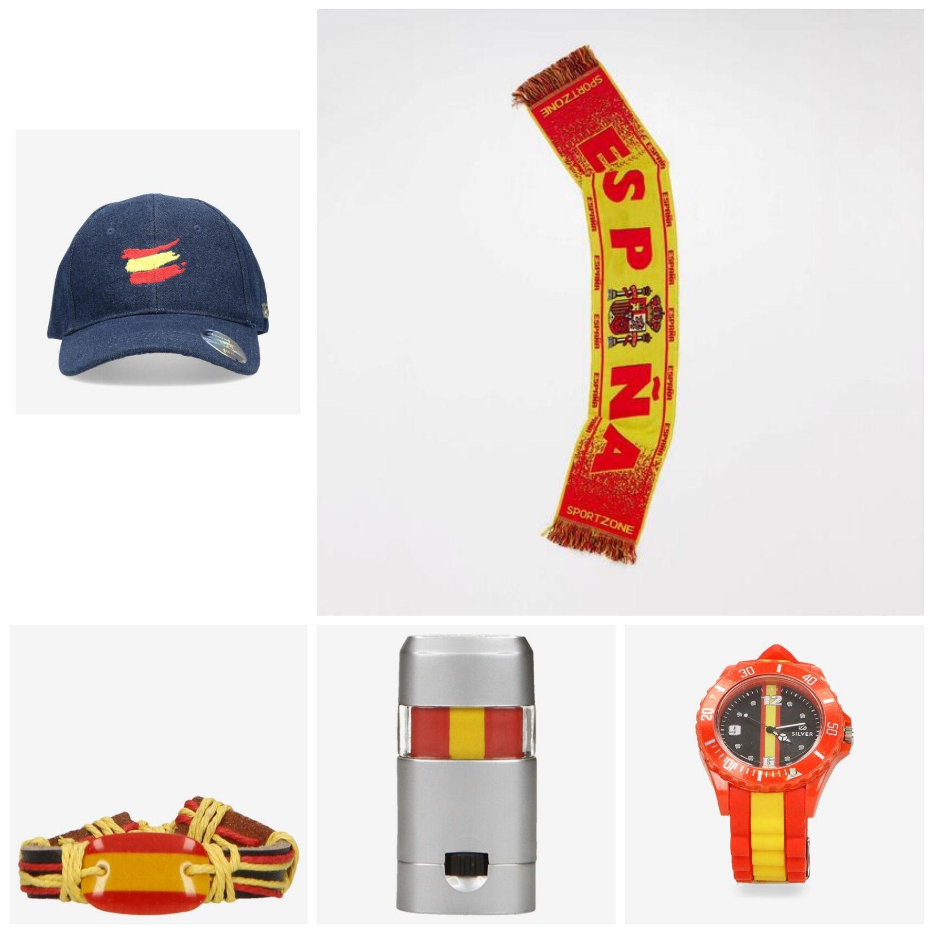 Pack para apoyar a la selección española por menos de 12€