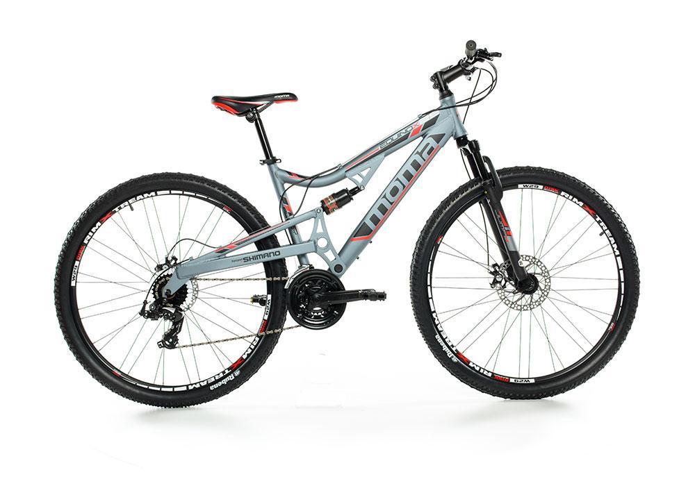 """Bicicleta de montaña MOMA Equinox 29"""""""