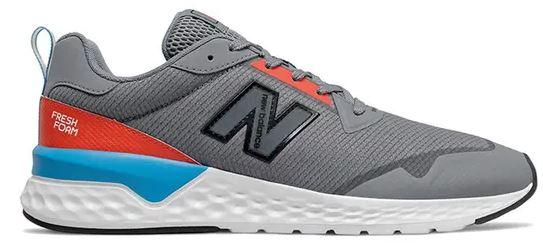 New Balance 515 v2 gris rojo azul