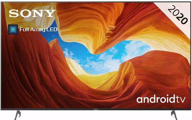 "TV LED 75"" - Sony KD-75XH9096, UHD 4K, 3840x2160"
