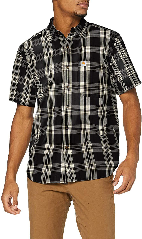 Camisa Carhartt manga corta talla S