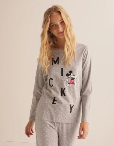 Camiseta pijama Mickey Mouse - Talla 38