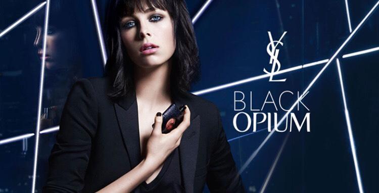 Muestras GRATIS Black Opium