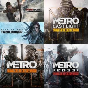 PlayStation :: Tomb Raider Definitive Edition o 20º, Saga Metro
