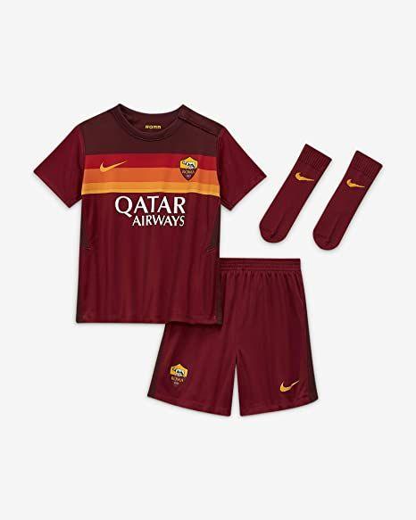 NIKE Roma I Nk BRT Kit Hm Football Set, Unisex niños Talla 2-3años