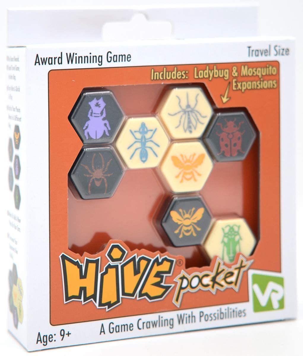 Hive Pocket juego de mesa