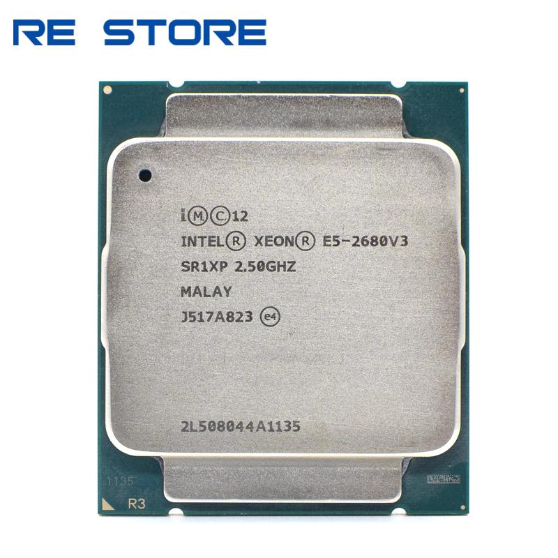LGA 2011-3 CPU E5 2680V3