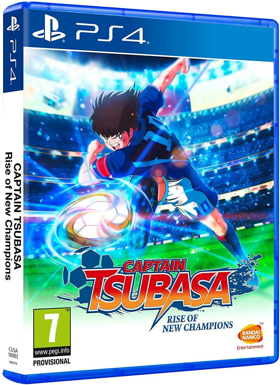 Juego PS4 Captain Tsubasa: Rise of New Champions