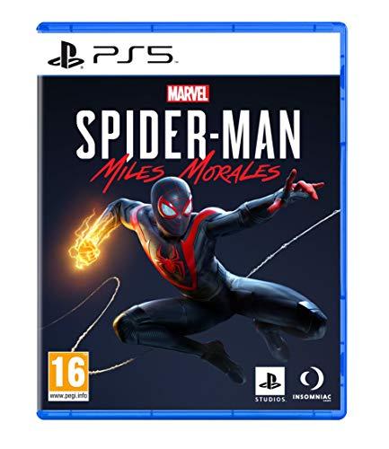 [PS5/JUEGO] AMAZON - Spider-Man Miles Morales