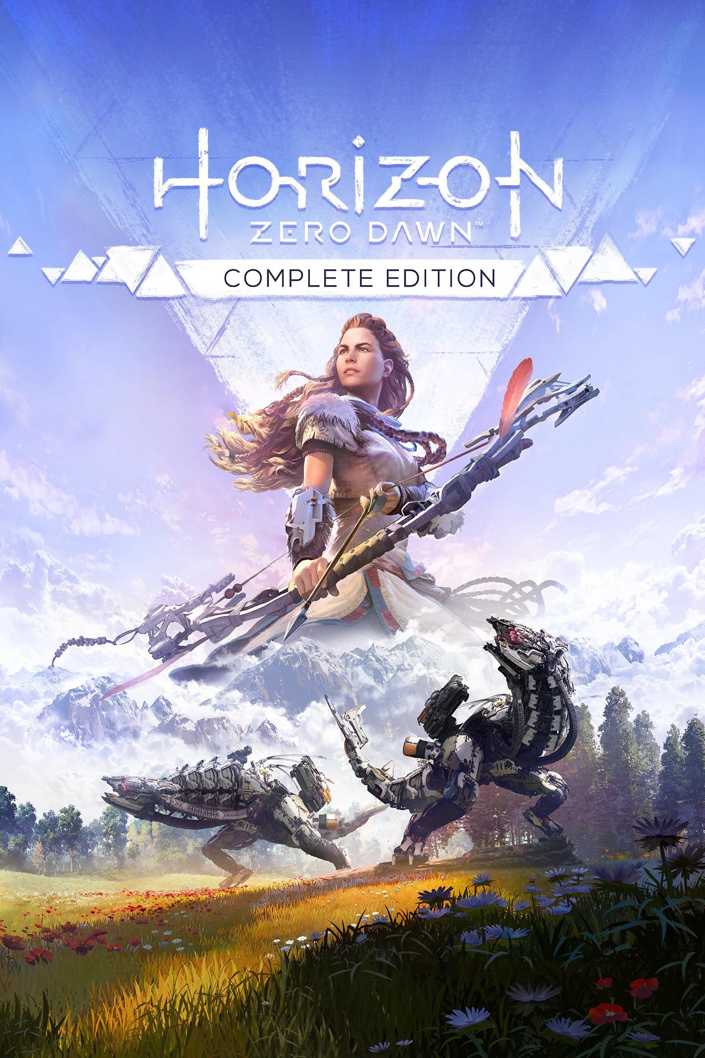 Horizon Zero Dawn Complete Edition GRATIS el 20 de abril (PS4/PS5)