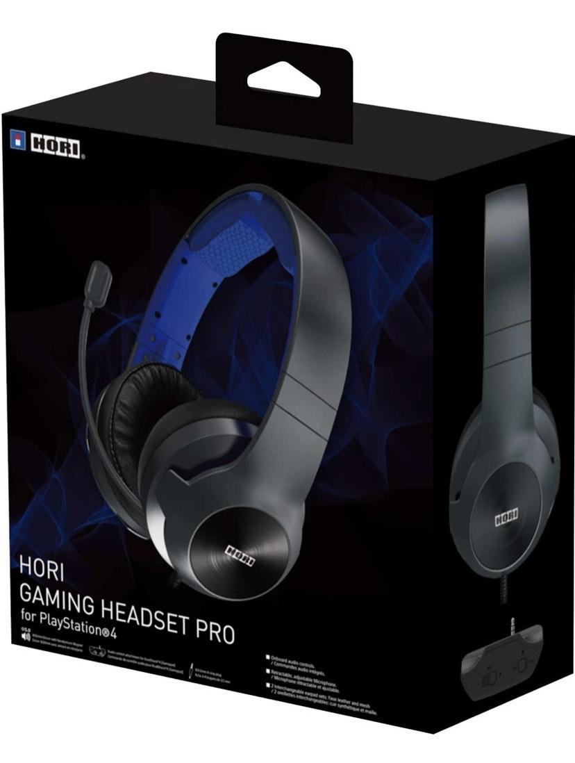 Marca: Hori Auriculares Gaming Pro (PS4)