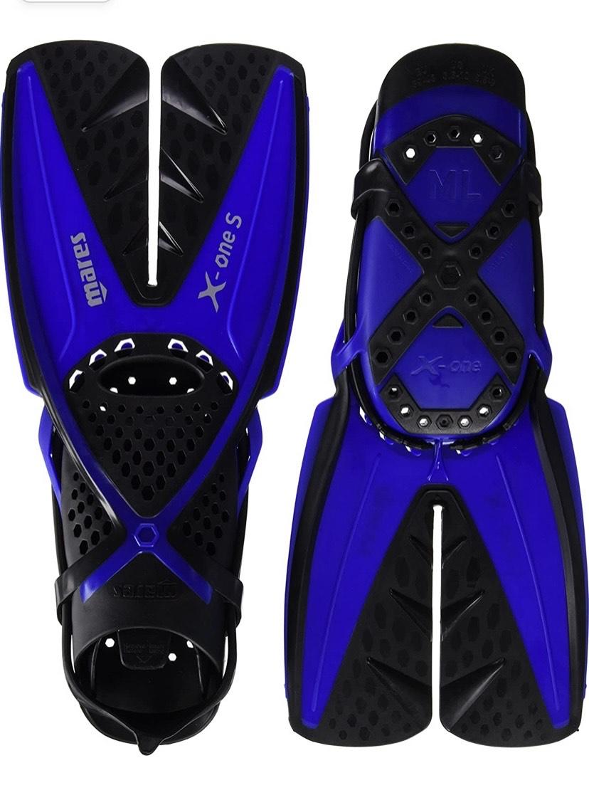 Aletas Mares X-One S talla L/XL
