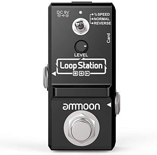 Pedal de efecto de guitarra Ammoon