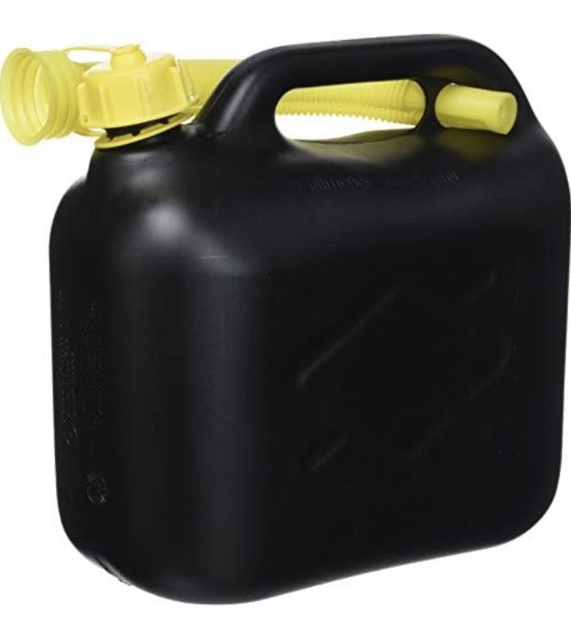 Bidón de reserva de gasolina 5 Litros
