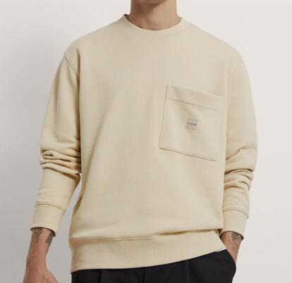 Sudadera básica de Zara 3 colores