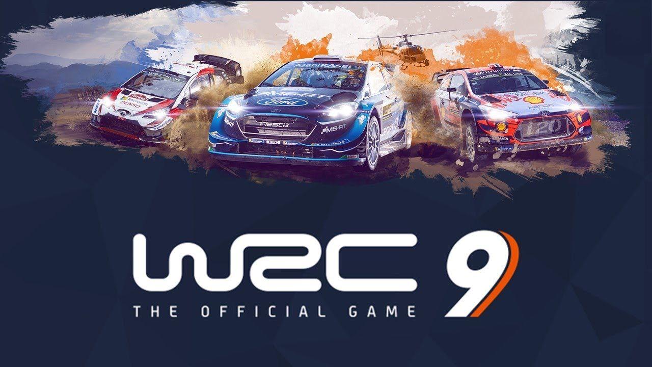 WRC 9 FIA World Rally Championship PS4 & PS5