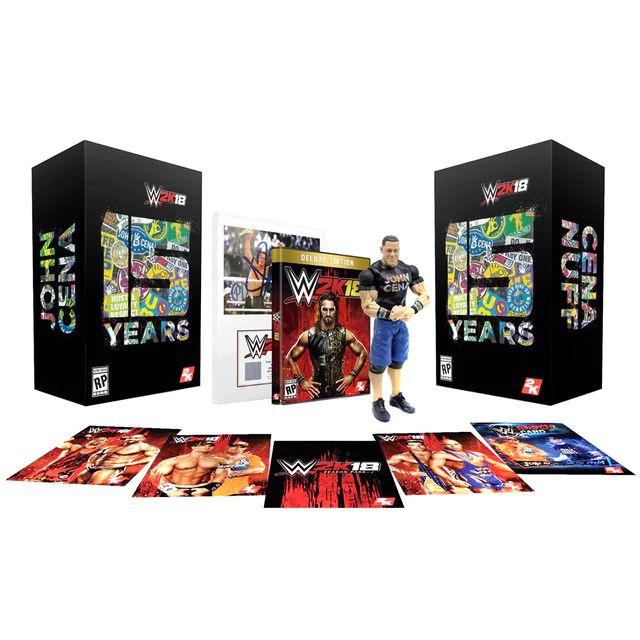 WWE 2K18 edición John Cena Xbox One