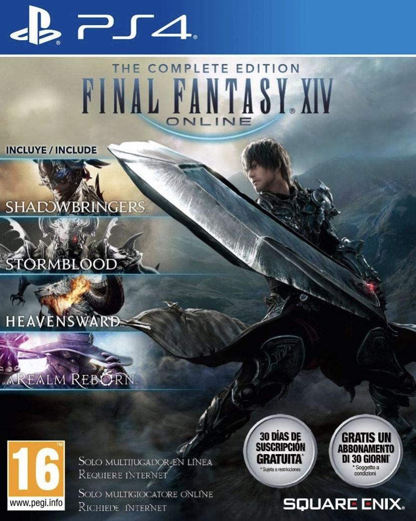 Final Fantasy XIV: Shadowbringers - Complete Edition (PS4) PlayStation