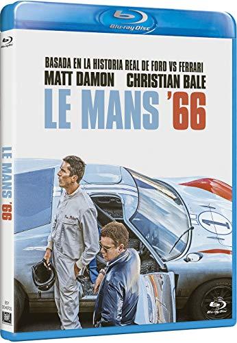 Le Mans '66 en Blu-ray