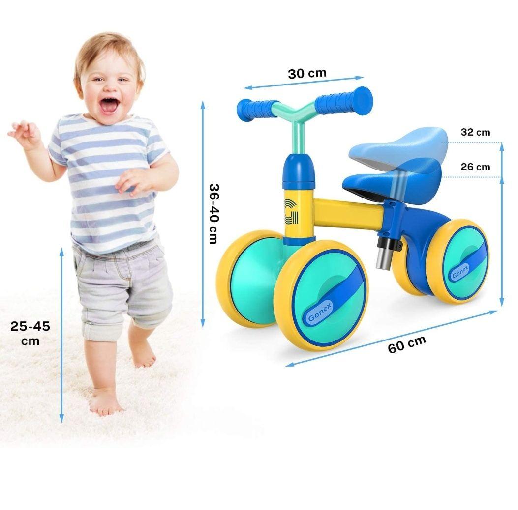 Bici para bebe de 10 a 36 meses