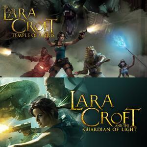 GRATIS :: Lara Croft Guardian of Light templo de Osiris (Ahora desde STEAM)